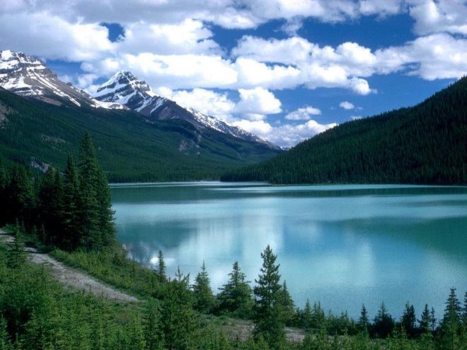 Самые красивые места мира