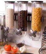 Порядок на кухне, или идеи для хранения продуктов
