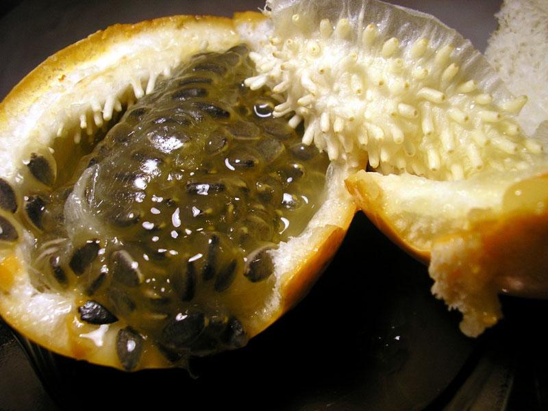Экзотические плоды мира! Гранадилла