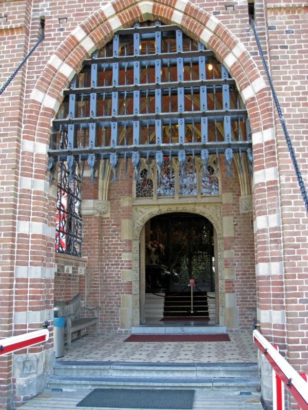 Замок De Haar (де Хаар). Нидерланды