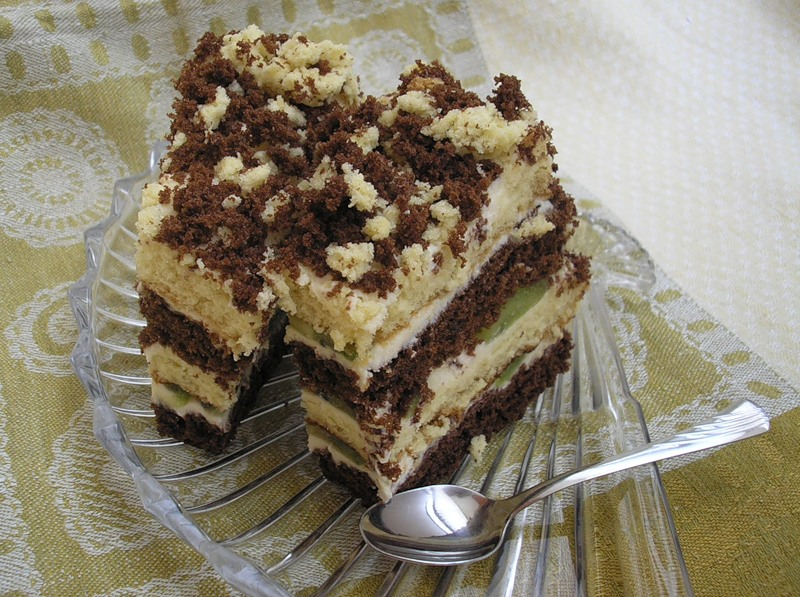"Вкусно! Торт ""Кудряш"""