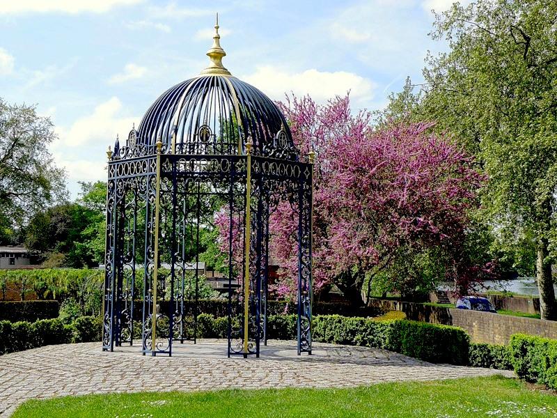 Королевские ботанические сады Кью! Англия. Кью Палас
