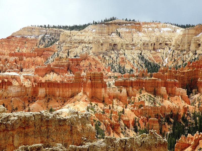 Америка. каньоны Аризона