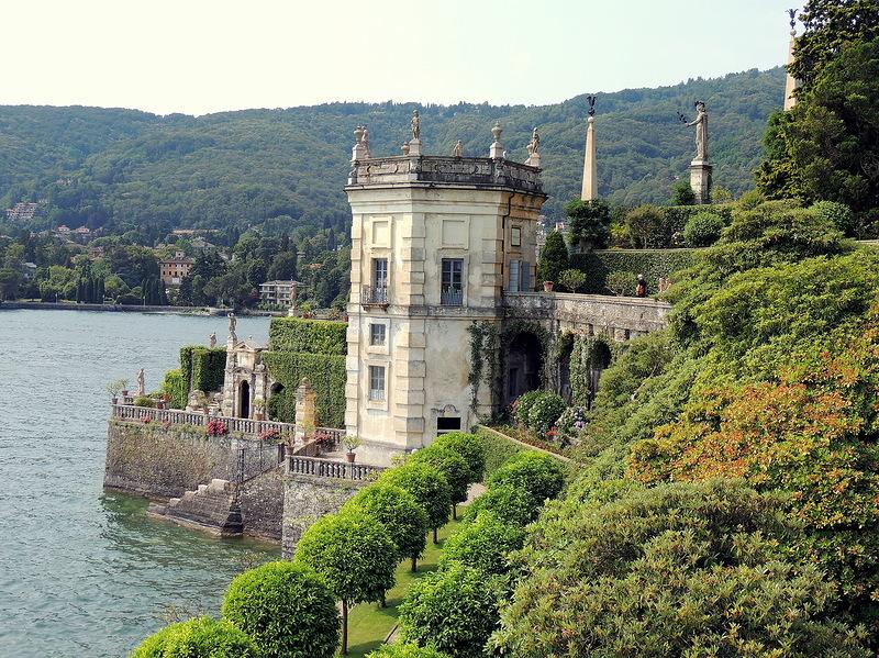 Красивый остров - Парк Изола Мадре, Италия