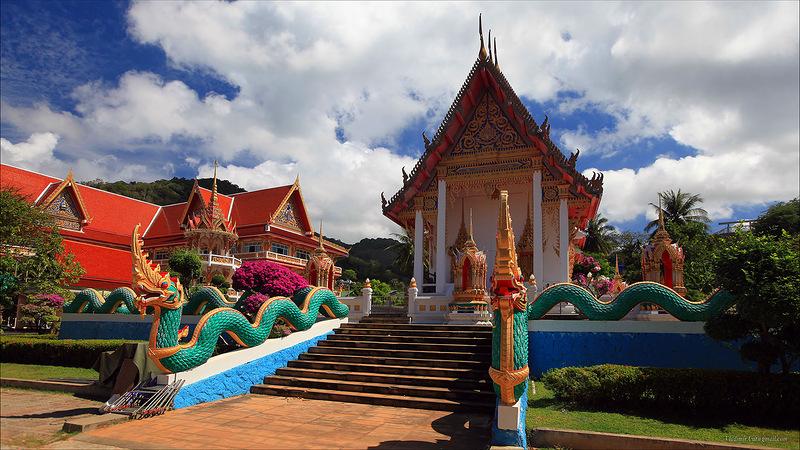 Остров Пхукет (тайск. ภูเก็ต), Таиланд