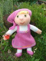 Вязанные куклы, поднимающие настроение!