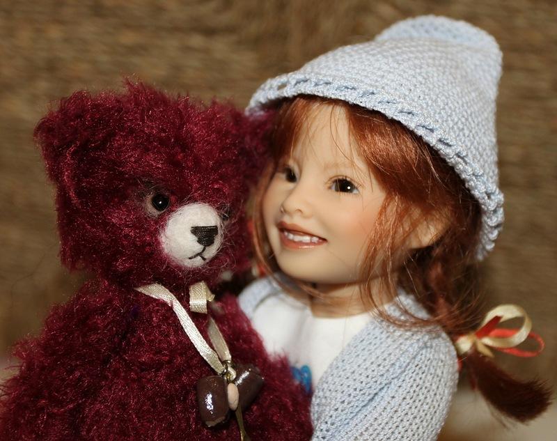 Очаровательные куклы  Heidi Plusczok