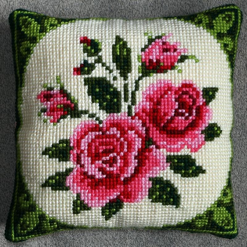Красивые подушки-думочки! Вышивка!