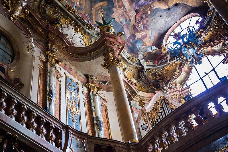 Церковь св. Иоанна Непомука, Мюнхен