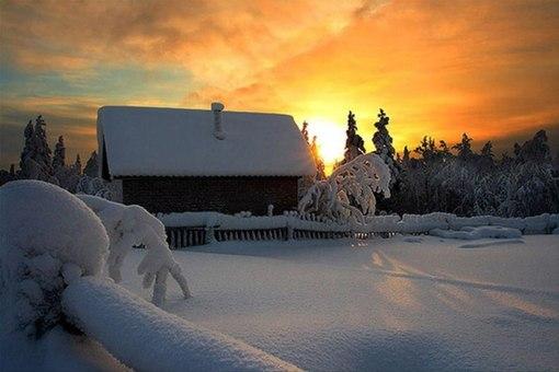 Здравствуй, зимушка - зима!