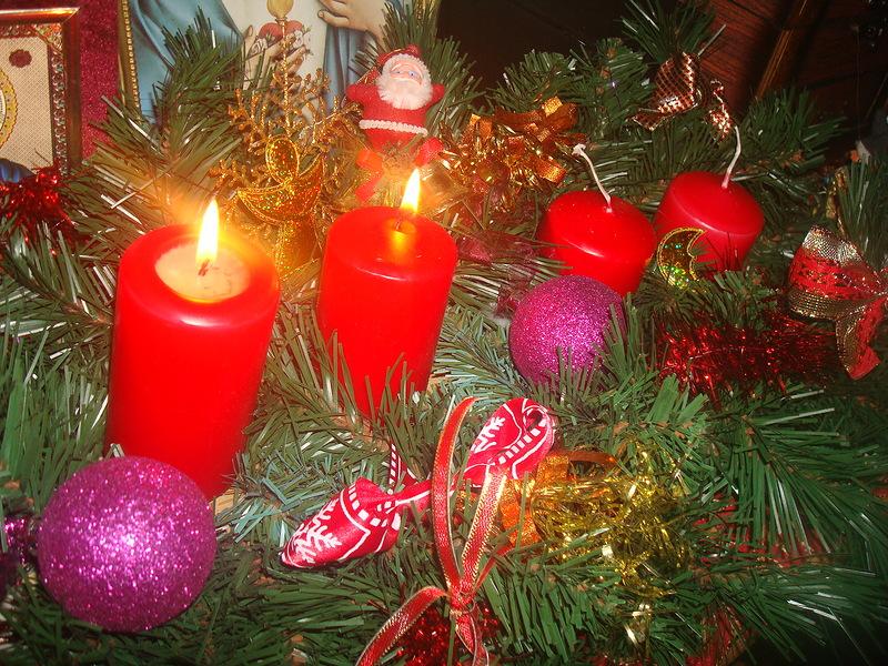 Адвент - ожидание Рождества!