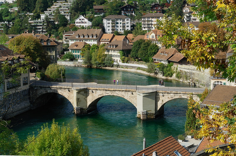 Берн - сердце Швейцарии!