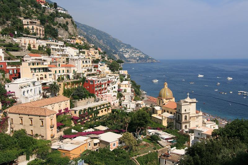 Позитано, райское место Италии!