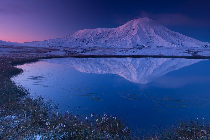 Вулканы Камчатки! Безгранично мощно и красиво!