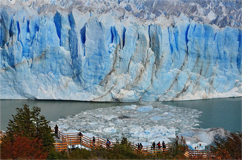 Ледник Перито-Морено. Феномен природы!