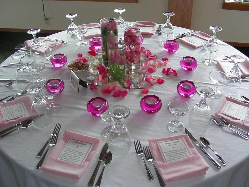 Красивая  и правильная сервировка стола! Сочетание цветов