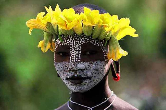Эфиопия- удивительное государство африканского континента
