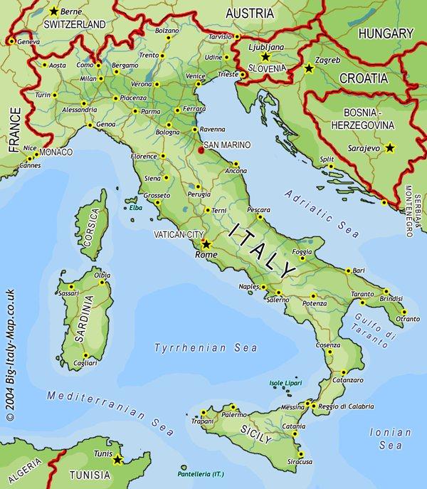 Государство Италия