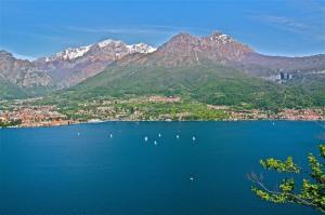 Озеро Комо является самым глубоком озером Италии (до 410 м в местечке Нессо)