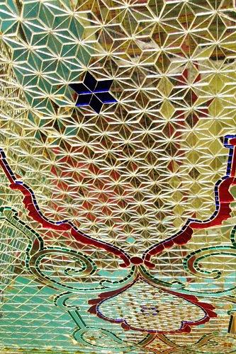 Мечеть роз, или Мечеть Насир-ол Молк в Иране33