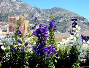 Монте-Карло. Княжество Монако расположено в Южной Европе