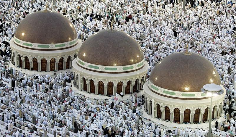 Мечеть аль Харам, Мекка, Королевство Саудовская Аравия