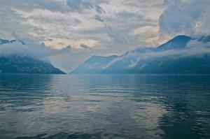 Озеро Комо является самым глубоком озером Италии (до 410 м в местечке Нессо) и третьим по величине.
