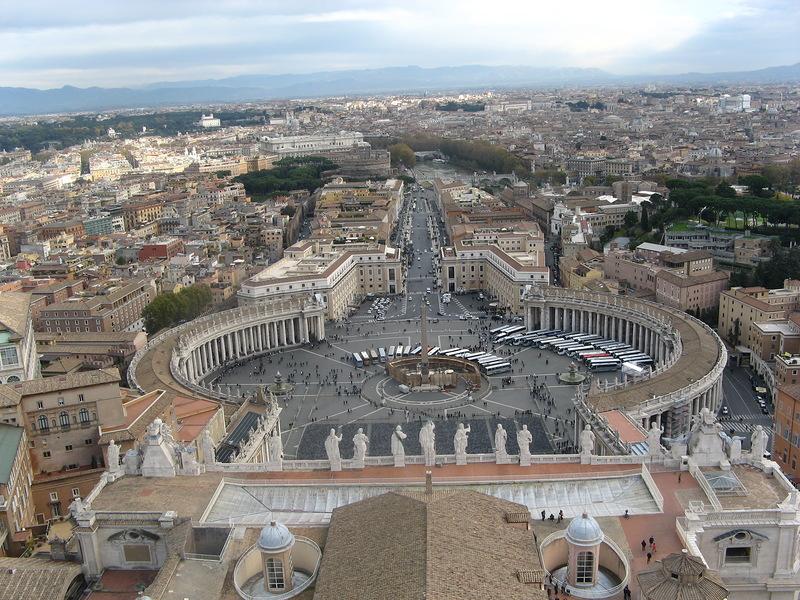 Ватикан-государство в Риме