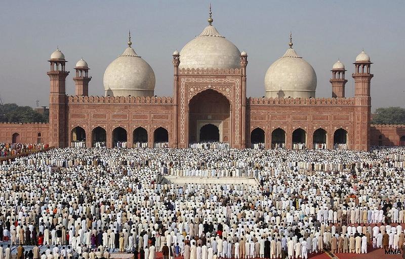 Мечеть Баджахи. Пакистан2
