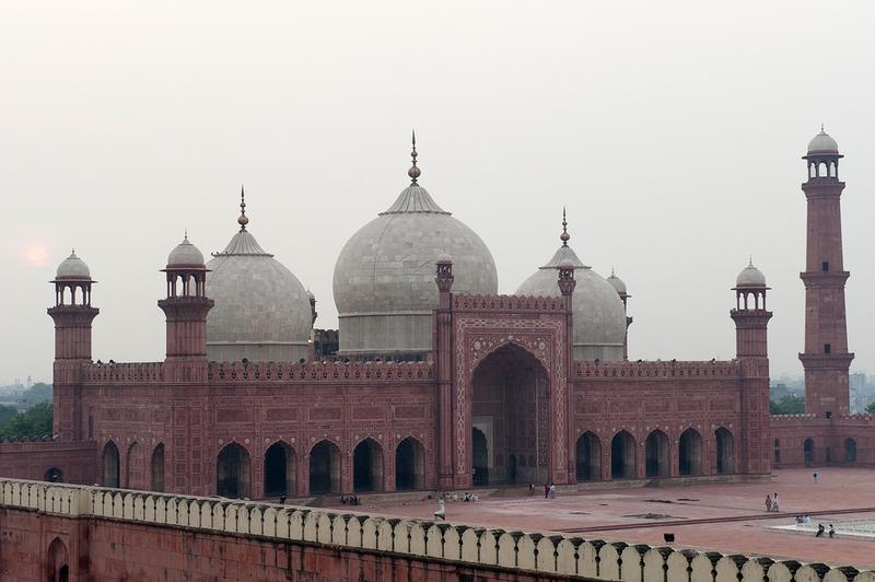 Мечеть Баджахи. Пакистан3