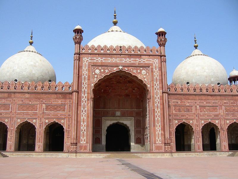 Мечеть Баджахи. Пакистан4