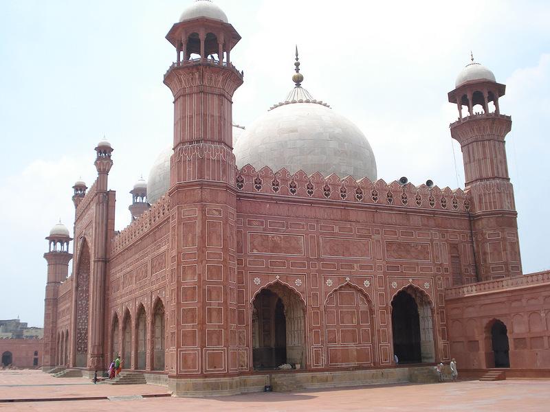 Мечеть Баджахи. Пакистан5