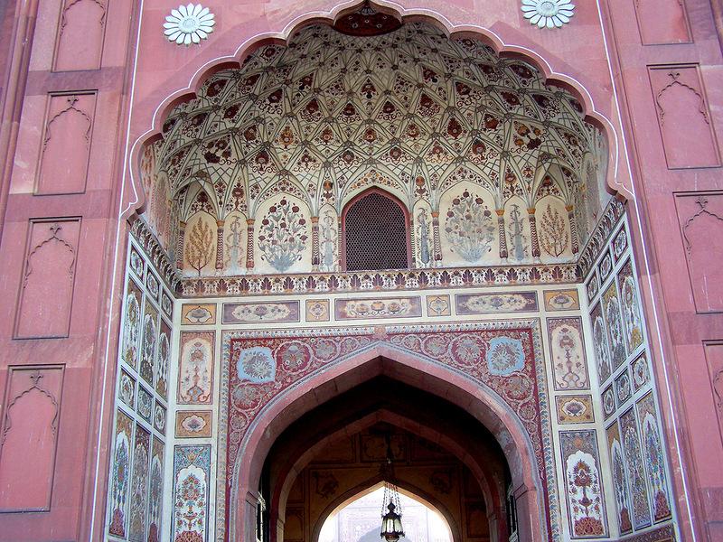 Мечеть Баджахи. Пакистан6