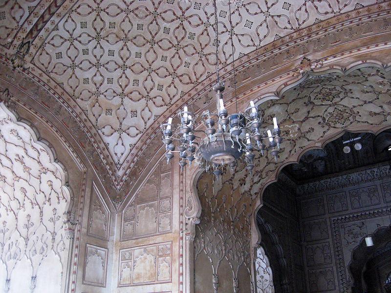 Мечеть Баджахи. Пакистан8
