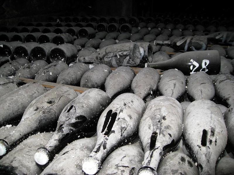 Самое дорогое вино Шампань