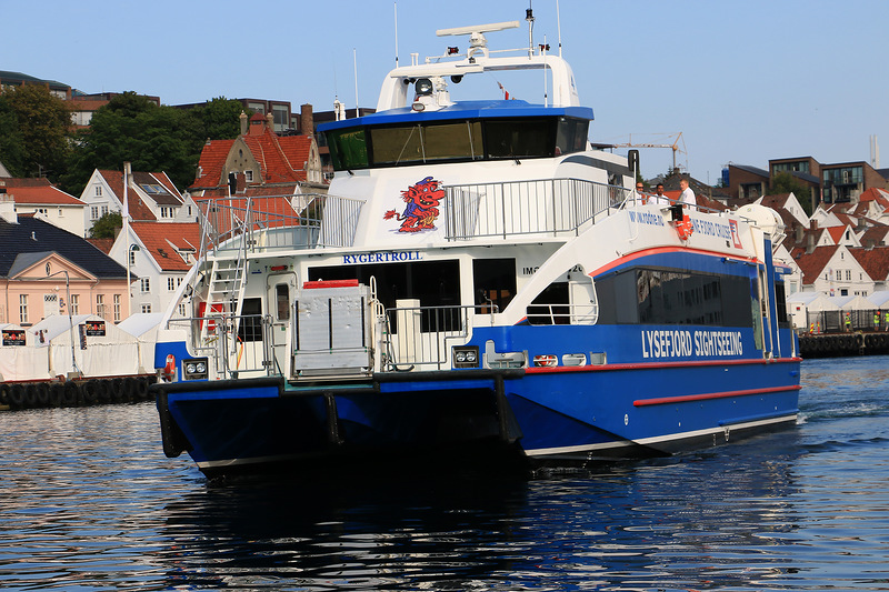 Ставангер, самый красивый город Норвегии1