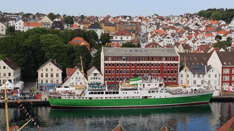 Ставангер, самый красивый город Норвегии10