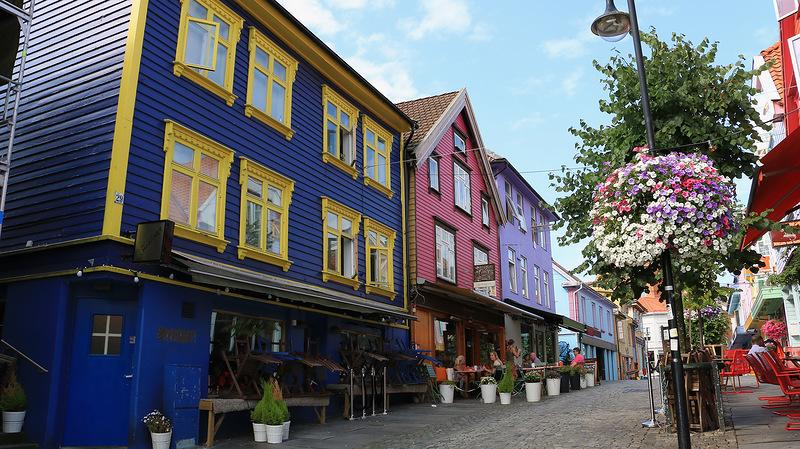 Ставангер, самый красивый город Норвегии12