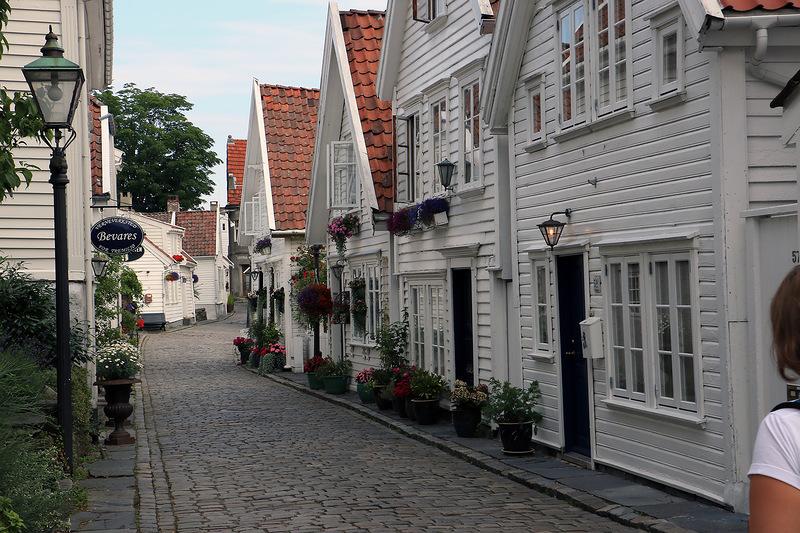 Ставангер, самый красивый город Норвегии2