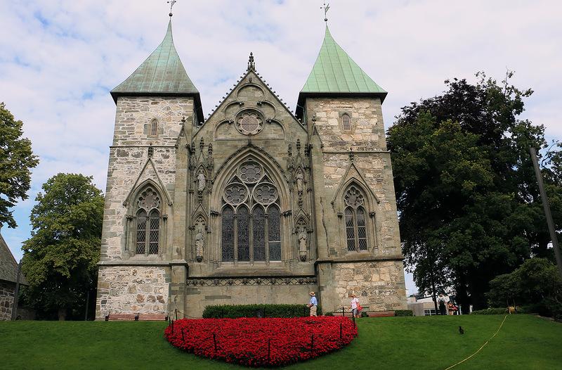 Ставангер, самый красивый город Норвегии9