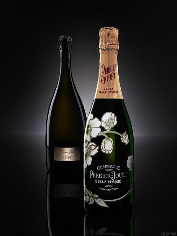Дорогое шампанское