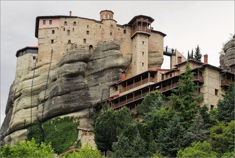 Монастырь Айос Варлаамос