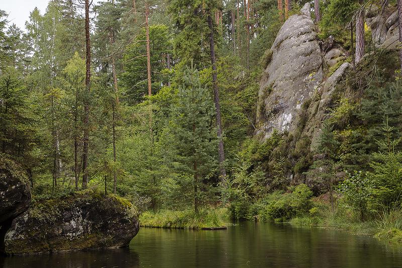 Природный Парк Чешской Швейцарии