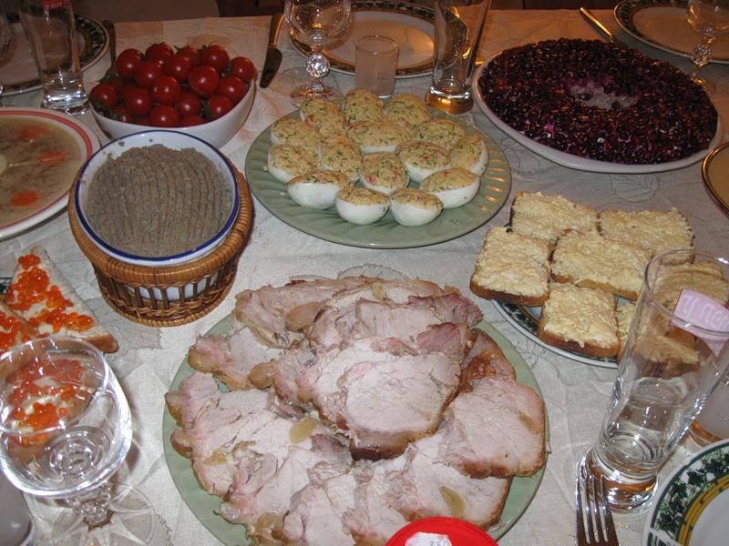 """Новый салат и салат """"Овечка"""" на Новогодний стол"""