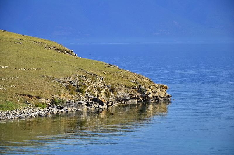 Озеро Байкал, Восточная Сибирь, Россия