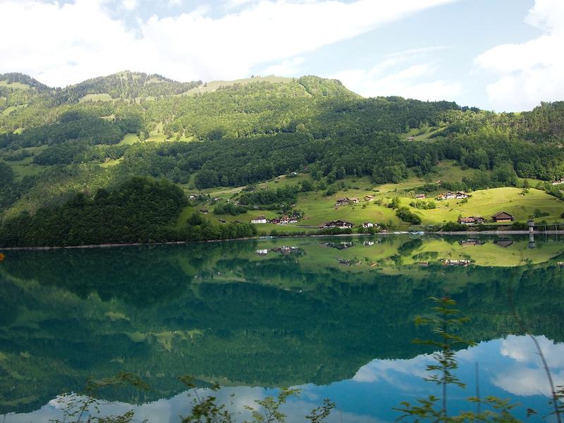 Интерлакен. Швейцария