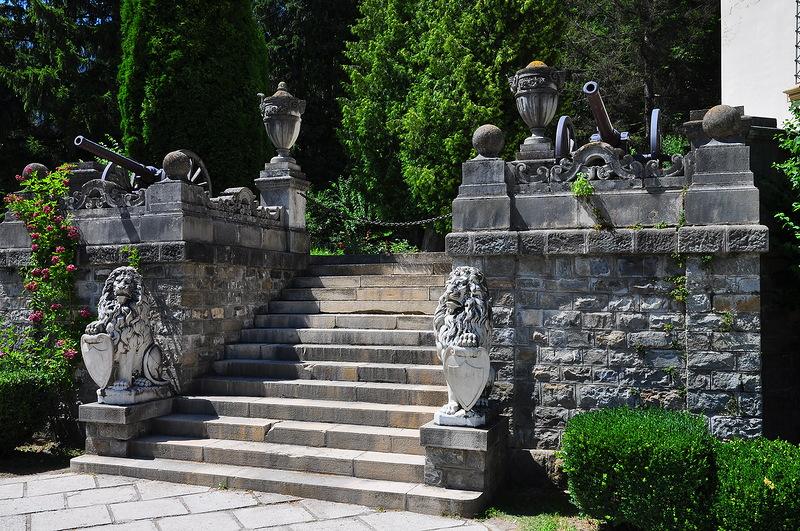 Замок Пелеш (Castelul Peles)