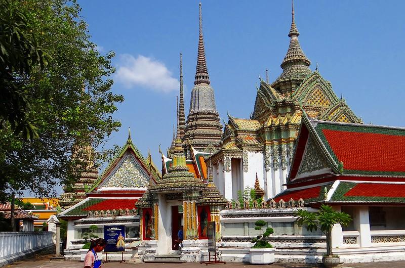 Храм Ват Пхо (Wat Pho). Бангкок