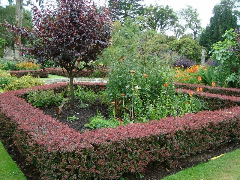 Сады Маун Стюарт. Северная Ирландия