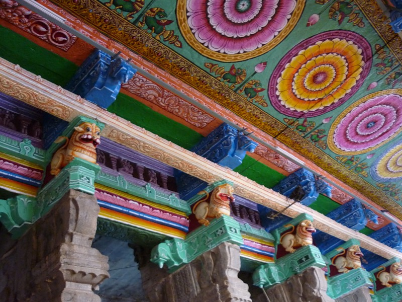 Храм Шивы-Храм Минакши